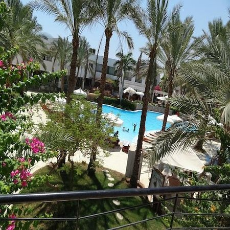 Luna Sharm Hotel: View From Room