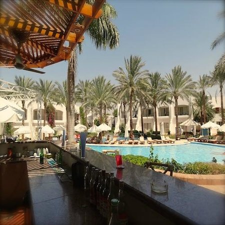 Luna Sharm Hotel: Pool Bar