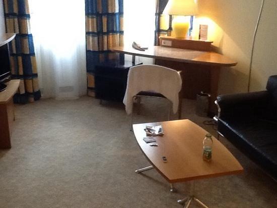 Starlight Suiten Hotel: прихожая