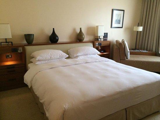 Grand Hyatt Istanbul: 広くて快適なベッド