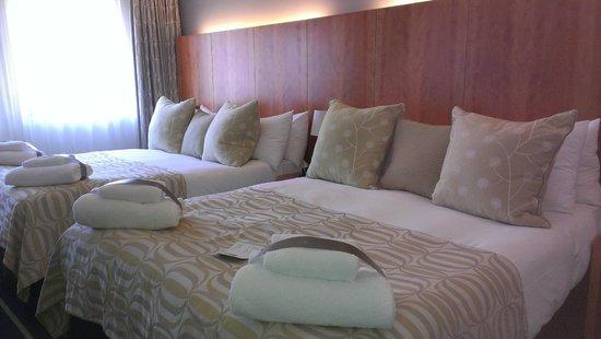Apex Grassmarket Hotel : room
