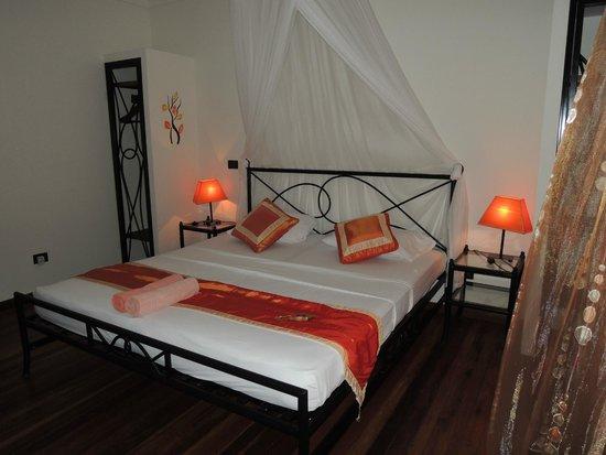 VOI Maayafushi Resort: Interno camera