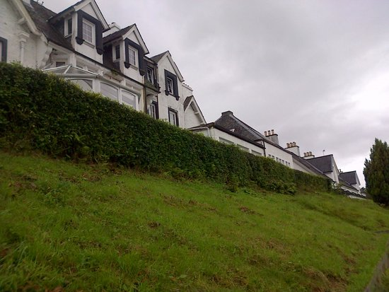 Portsonachan Hotel: Lochside view