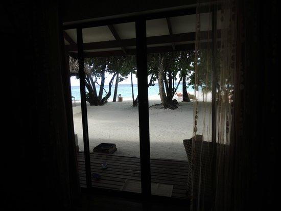 VOI Maayafushi Resort: Vista dalla camera 35