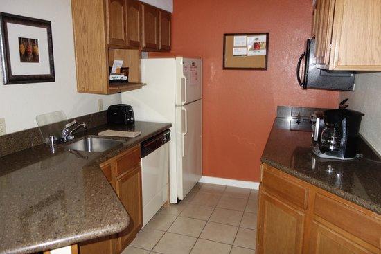 Staybridge Suites Dulles: Кухня