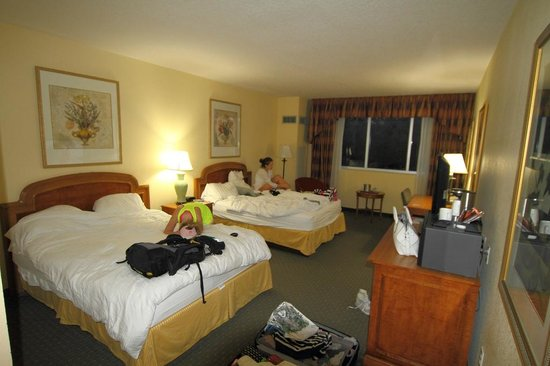 Allure Resort International Drive Orlando: da Room