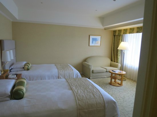 Kyoto Hotel Okura: Room