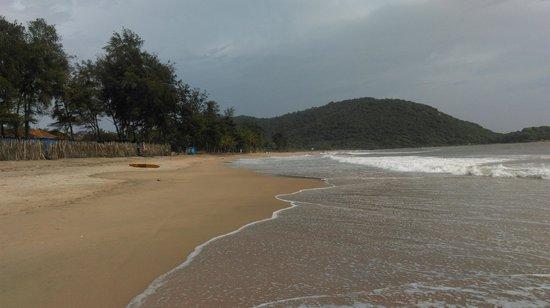 Agonda Beach: Scenic Beach