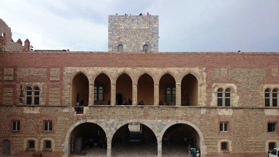 Palais des Rois de Majorque (Palace of the Kings of Majorca): Vue d ensemble