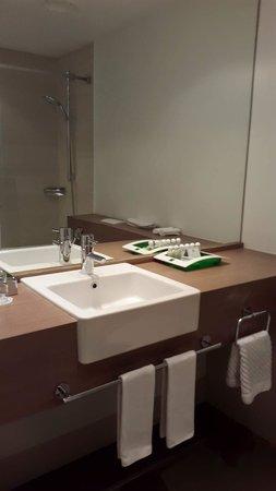 Holiday Inn St. Petersburg Moskovskiye Vorota: washroom