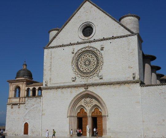 Basilica inferiore di San Francesco d'Assisi: basilica superiore