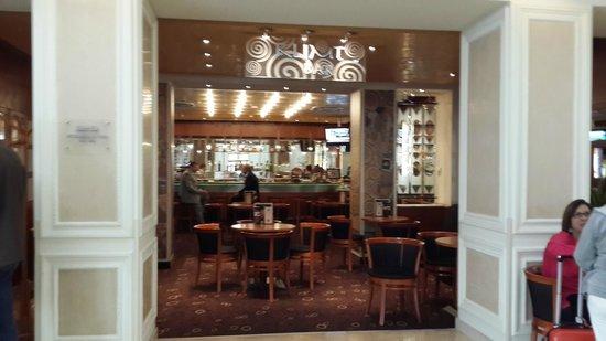 Novotel Budapest Centrum: Hotel Bar