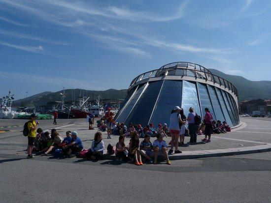 Centro de Interpretacion del Parque Natural Marismas de Santona, Victoria y Joyel