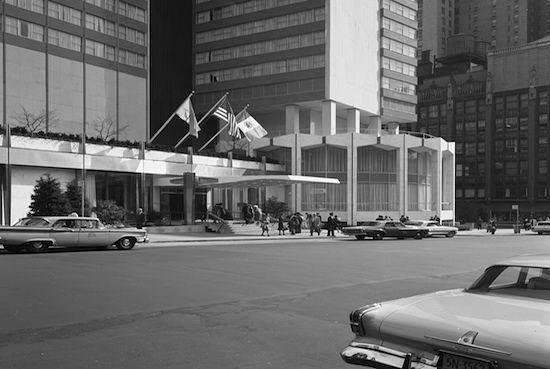Sheraton New York Times Square Hotel: From their Facebook page; early 60's. If only it were still like this!