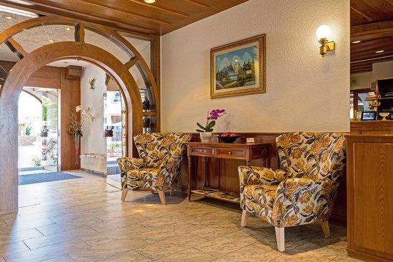 Hotel Fortuna: Eingangshalle