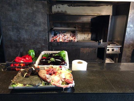 1881 per Sagardi : La zone cuisson !!!