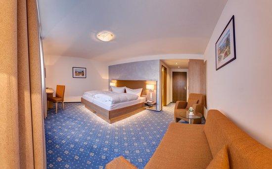 Hotel Fortuna: Komfort Doppelzimmer