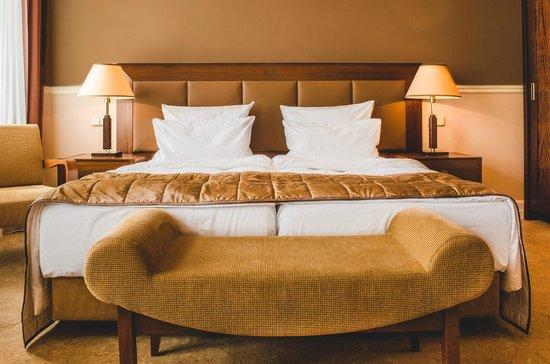 Hotel Esplanade Prague: Double room