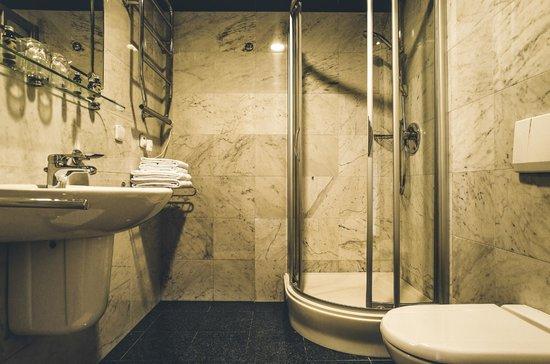 Hotel Esplanade Prague: Bathroom