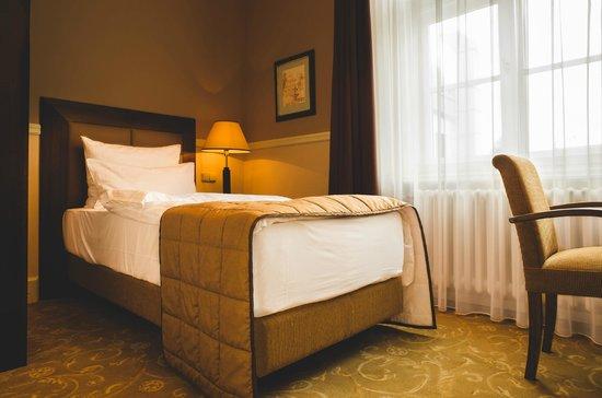 Hotel Esplanade Prague: Single room
