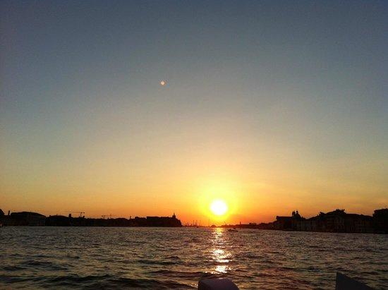 Venice Lagoon: Tramonto sulla Laguna