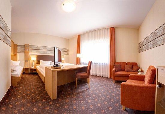 Hotel Fortuna: Dreibettzimmer