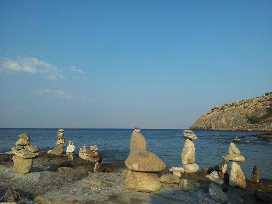 Faliraki, Yunani: Mandomata Stonehenge