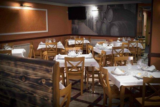 Hotel Villa de Elciego : Restaurante