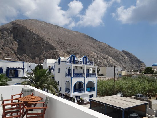 Katefiani Villas: View from room
