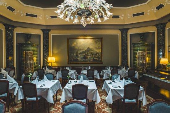 Hotel Esplanade Prague: French Restaurant