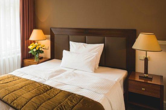 Hotel Esplanade Prague: Deluxe single room