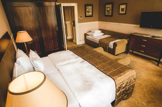 Hotel Esplanade Prague: Triple room