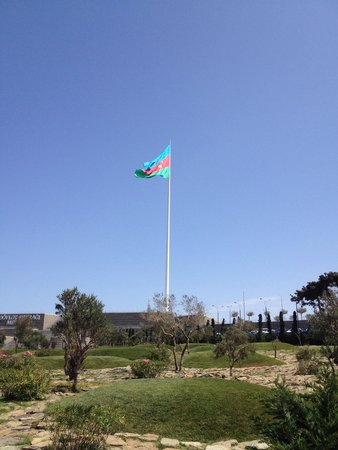 National Flag Square