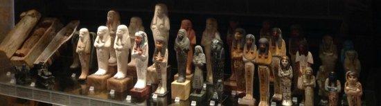 Musée du Louvre : Antiguedades Egipcias