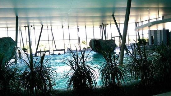Resort Barrière Ribeauvillé : Entrée au Spa