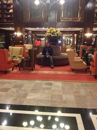 Hotel Geneve Ciudad de México: Lobby