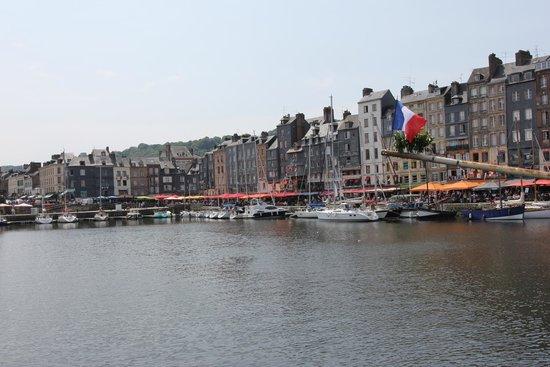 Le Vieux Bassin : Porto di Honfleur