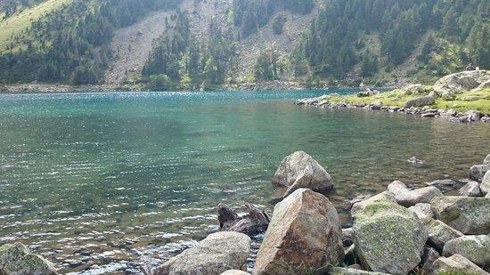 Lac de Gaube: Le lac
