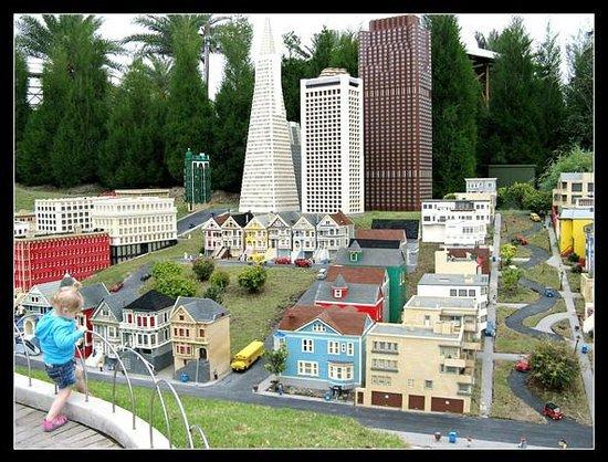 LEGOLAND Florida Resort: Lego cities