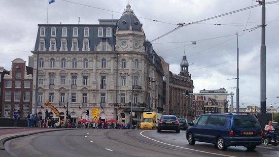 Park Plaza Victoria Amsterdam: Vista del hotel