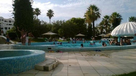 El Hana Hannibal Palace Hotel: Basen