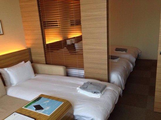 Cross Hotel Sapporo: クロスフロア