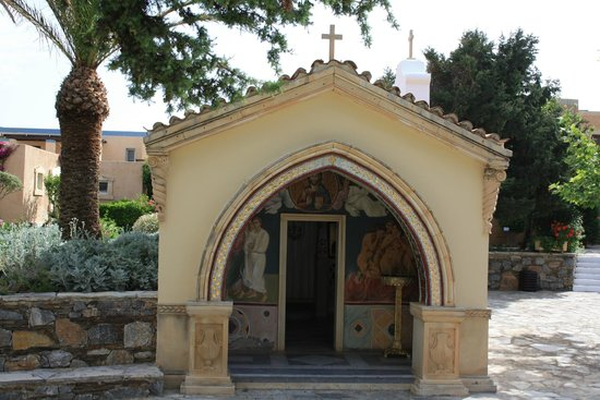 Chapelle Orthodoxe Aquila Rithymna Beach Hotel