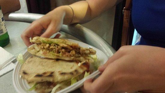 Kebab Ciampa : chicken kebab