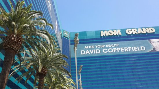 MGM Grand Hotel and Casino : Exterior