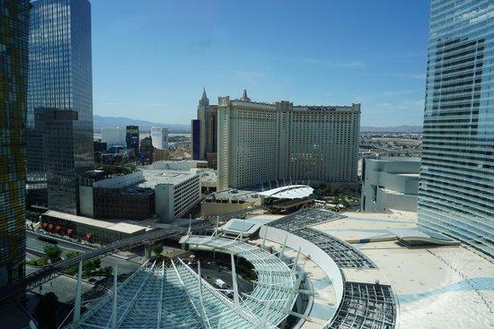 ARIA Resort & Casino: City View