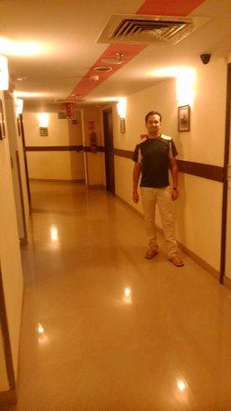 Ginger Hotel Chennai: Outside the Room