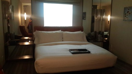 MGM Grand Hotel and Casino : standard room