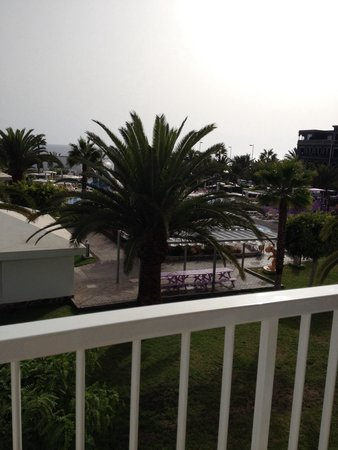 ClubHotel Riu Gran Canaria : Vue de la chambre 1113