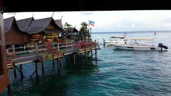 Sipadan Kapalai Dive Resort : Dive Shop